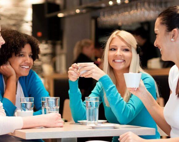 social circles, socializing, single parent, friends
