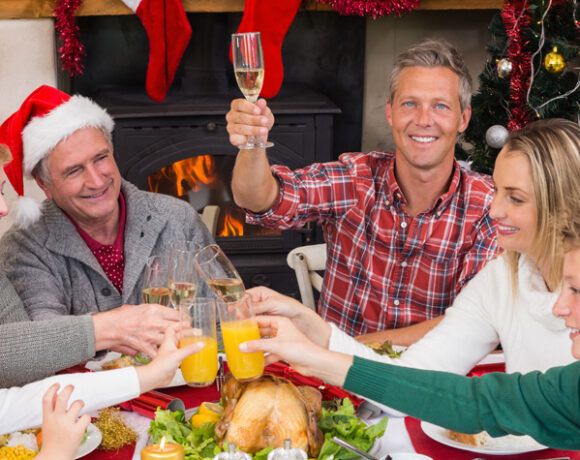 holiday, traditions, single parent, christmas