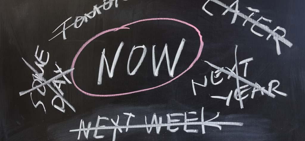 single parent, time management, productivity, procrastination, habit