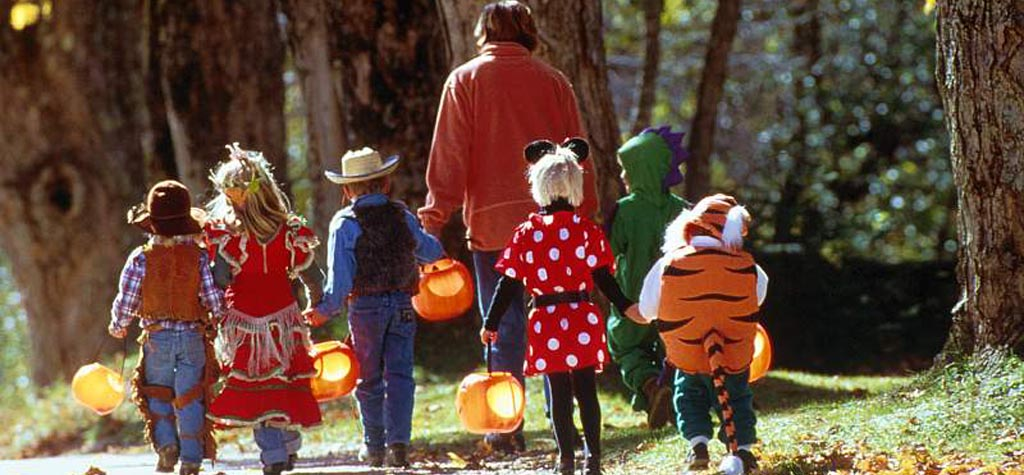 Street Smart tips for Halloween