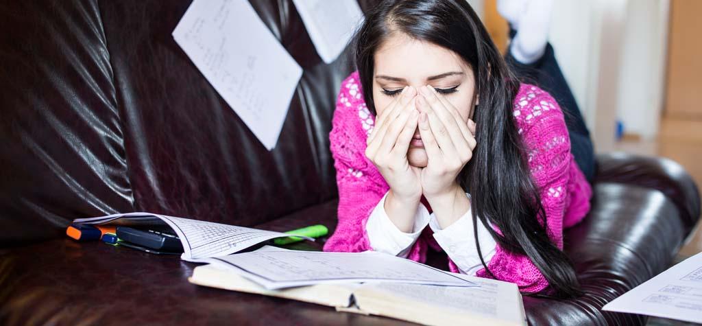 COVID, teens, single parent, stress, school, teens