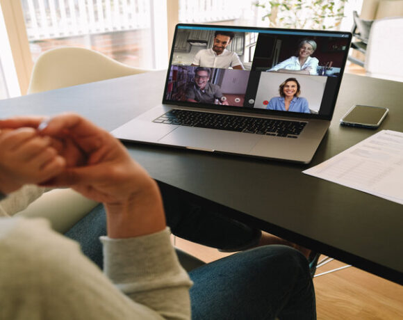Single Parents, relationships, friendships, video conference
